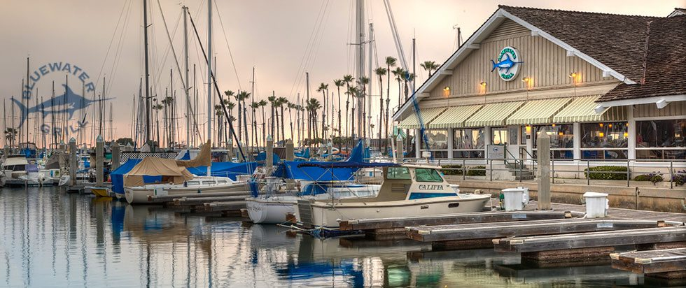 Bluewater Grill Seafood Restaurant Redondo Beach Ca United States