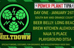 DAY 1 Power Plant TIPA Release from El Segundo Brewing Co