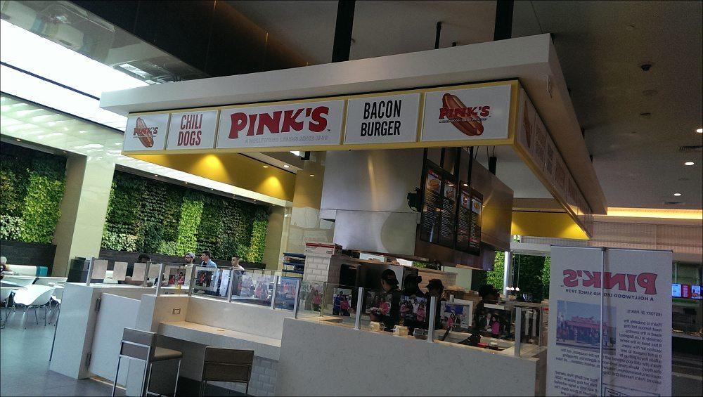 Redondo Beach Pier Food Court