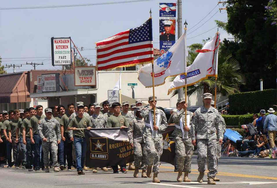 58th Annual Torrance Armed Forces Day Celebration & Parade ...