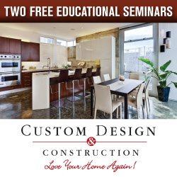 Secrets To A Successful Remodel Seminar With Custom Design