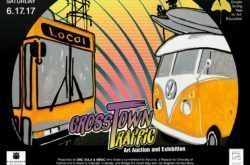 Opening Reception for Cross Town Traffic Highlights South Bay & LA Artists