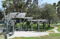 New Ampitheatre at Wilson Park in Torrance