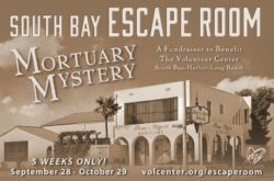South Bay Escape Room: Mortuary Mystery
