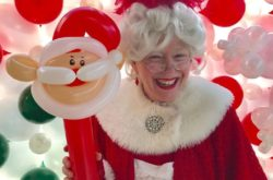 Mrs. Claus will be visiting South Bay Galleria to share some very special stories.