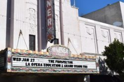 Warner Grand Theatre in San Pedro (Photo by South Bay Events / Scott Hayes)