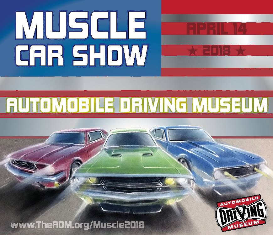 Muscle Car Show American Street Machines Then Now South Bay Events - American muscle car show 2018
