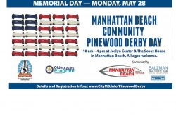 Manhattan Beach Community Pinewood Derby