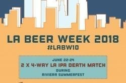 LA Beer Week: Two by Four Way L.A. IPA Death Match