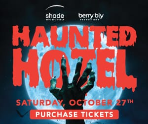 Haunted Hotel at Shade Redondo Beach Saturday October 27