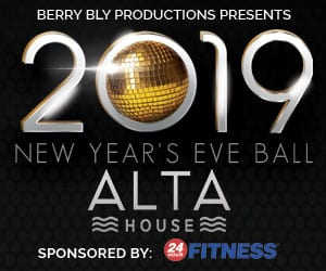 New Year's Eve Ball 2019 at Alta House Hermosa Beach