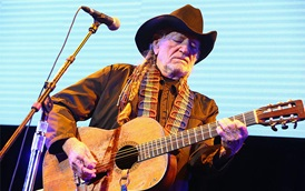 Willie Nelson at Beachlife Festival