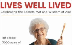 'Lives Well Lived' Documentary Screening