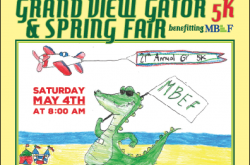 Grand View Gator 5k and Spring Fair