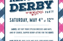 5th Annual Kentucky Derby Party at Shade Manhattan