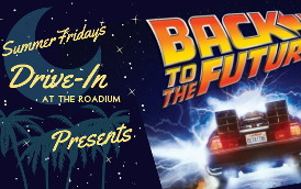 Summer Friday Drive-In At The Roadium