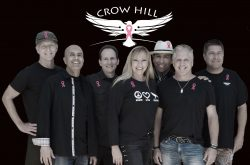 ROCK YOUR PINK @ THE STANDING ROOM WITH CROW HILL BAND